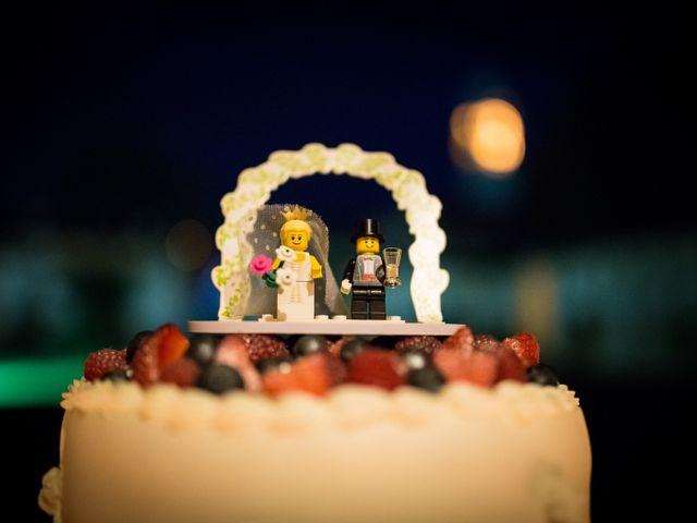 Il matrimonio di Matt e Silvia a Pavia, Pavia 130