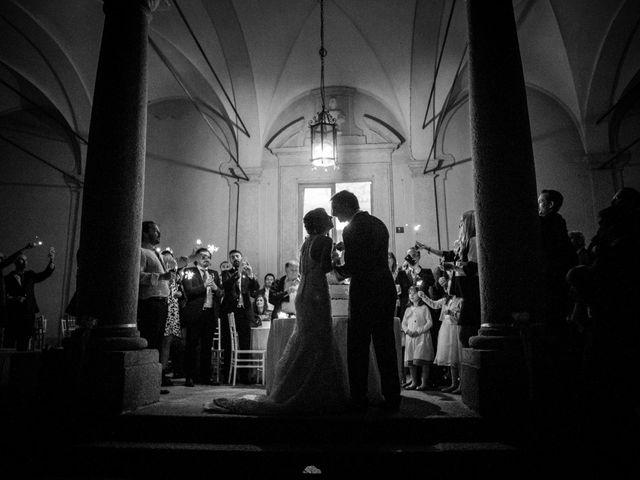 Il matrimonio di Matt e Silvia a Pavia, Pavia 131