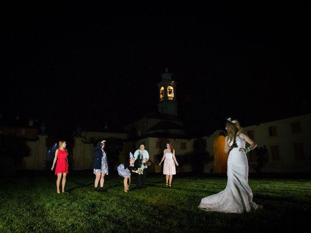 Il matrimonio di Matt e Silvia a Pavia, Pavia 149