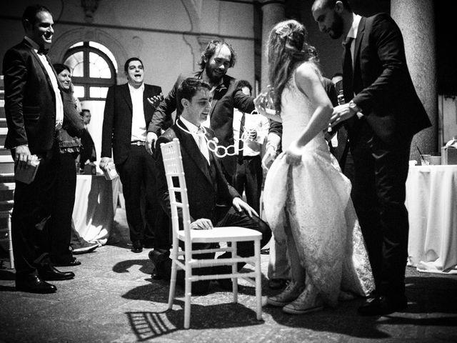 Il matrimonio di Matt e Silvia a Pavia, Pavia 151