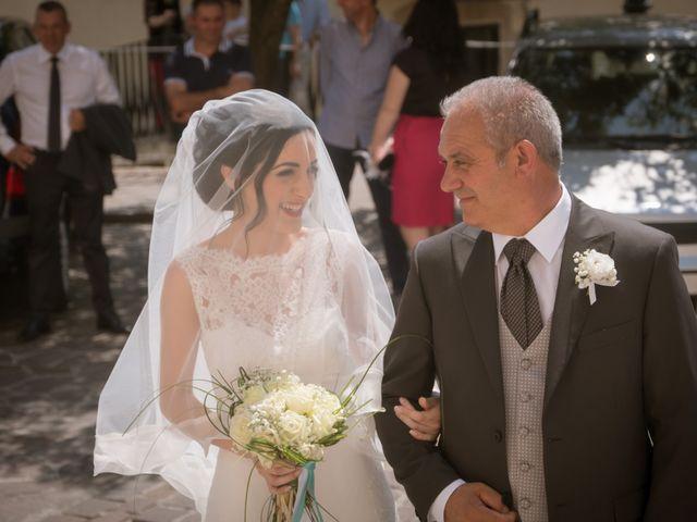 Il matrimonio di Giuseppe e Antonella a Casabona, Crotone 2