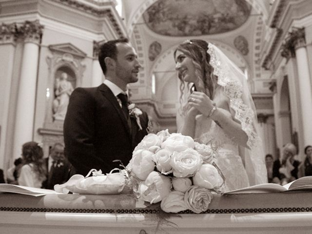 Le nozze di Gina e Marco