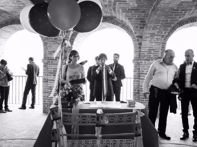 Il matrimonio di Daniele e Alessia a Grottammare, Ascoli Piceno 14