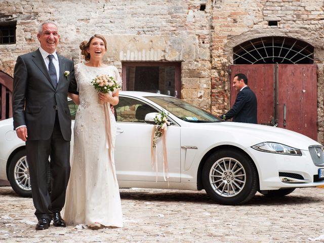 Il matrimonio di Daniele e Alessia a Grottammare, Ascoli Piceno 16