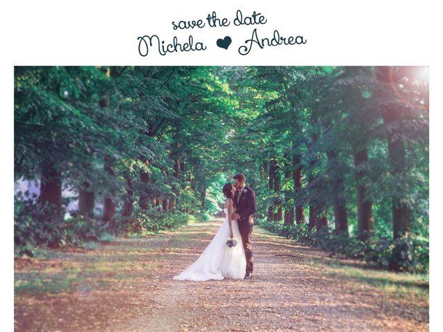 Il matrimonio di Andrea e Michela a Villasanta, Monza e Brianza 1
