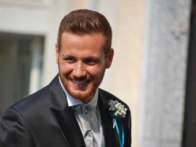 Il matrimonio di Andrea e Michela a Villasanta, Monza e Brianza 4