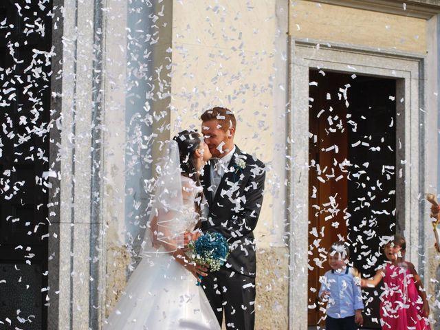 Il matrimonio di Andrea e Michela a Villasanta, Monza e Brianza 6
