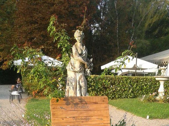 Il matrimonio di Andrea e Michela a Villasanta, Monza e Brianza 12