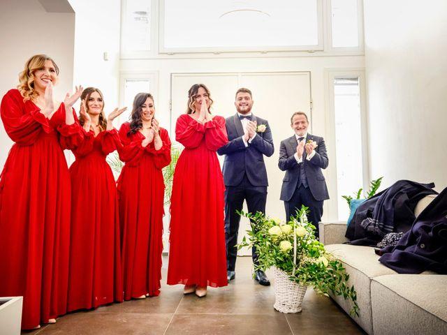 Il matrimonio di Claudio e Sara a Montespertoli, Firenze 9