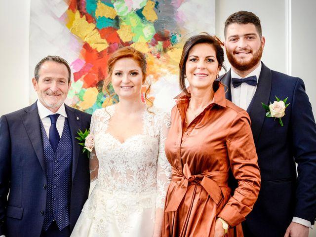 Il matrimonio di Claudio e Sara a Montespertoli, Firenze 10