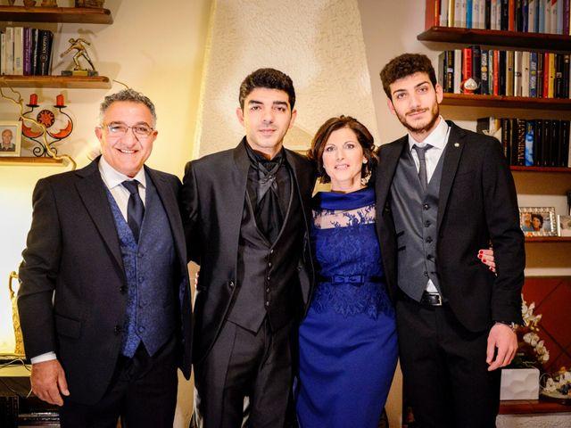 Il matrimonio di Claudio e Sara a Montespertoli, Firenze 16