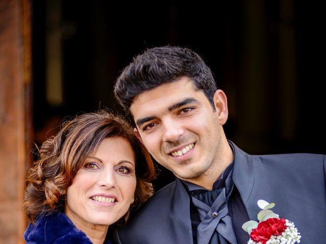 Il matrimonio di Claudio e Sara a Montespertoli, Firenze 17