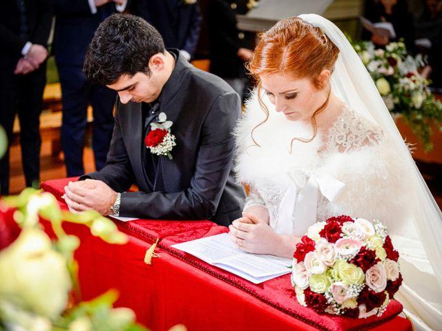 Il matrimonio di Claudio e Sara a Montespertoli, Firenze 23