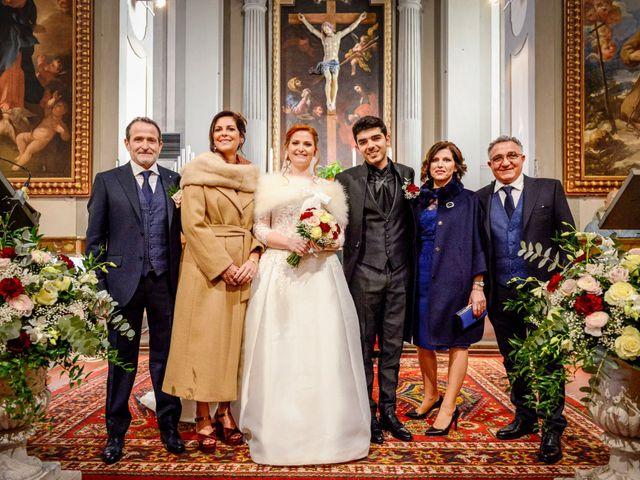 Il matrimonio di Claudio e Sara a Montespertoli, Firenze 26
