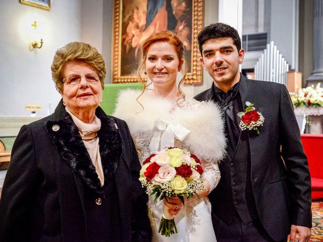 Il matrimonio di Claudio e Sara a Montespertoli, Firenze 28