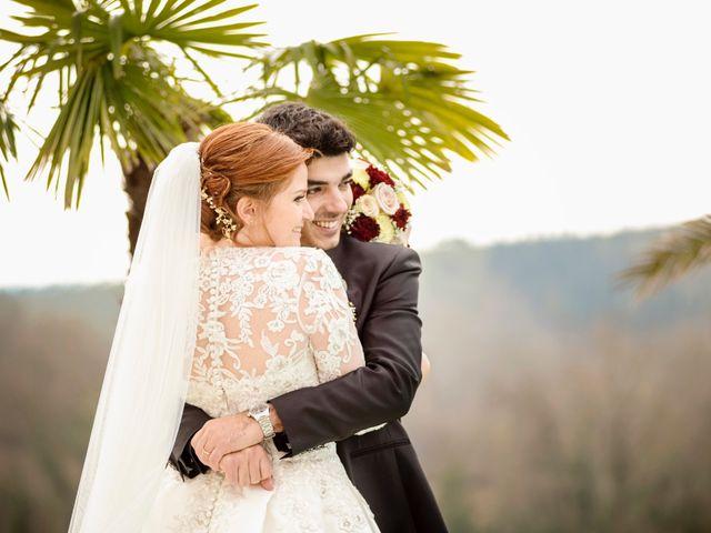 Il matrimonio di Claudio e Sara a Montespertoli, Firenze 37