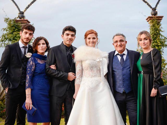Il matrimonio di Claudio e Sara a Montespertoli, Firenze 40