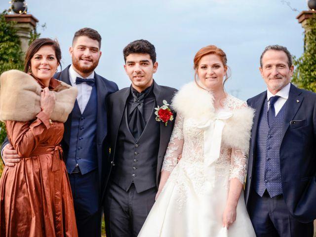 Il matrimonio di Claudio e Sara a Montespertoli, Firenze 41