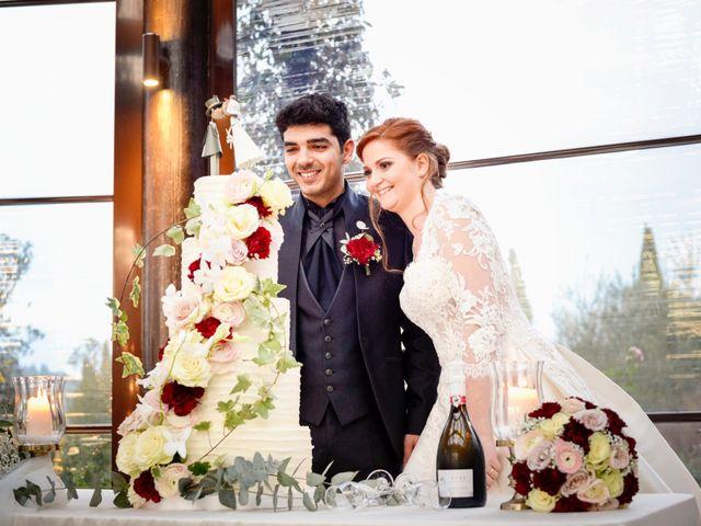 Il matrimonio di Claudio e Sara a Montespertoli, Firenze 44