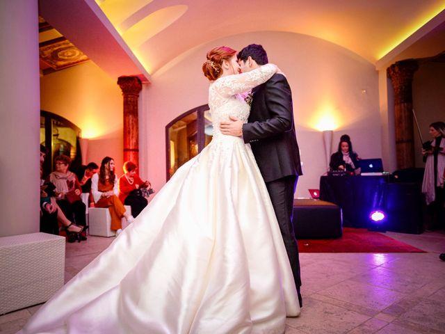 Il matrimonio di Claudio e Sara a Montespertoli, Firenze 46