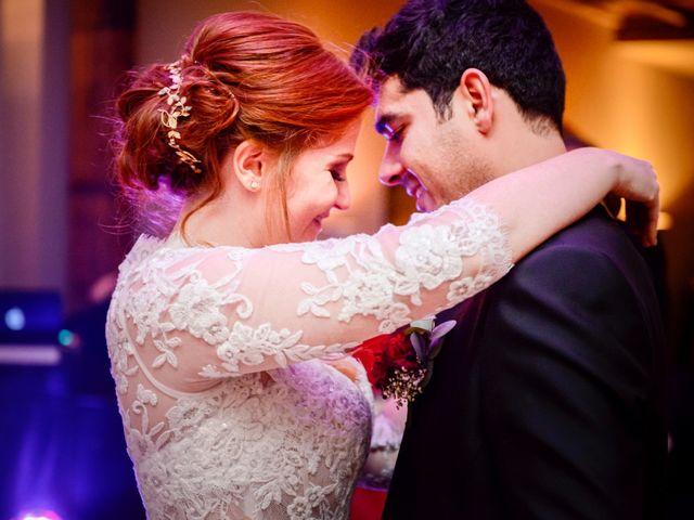 Il matrimonio di Claudio e Sara a Montespertoli, Firenze 47