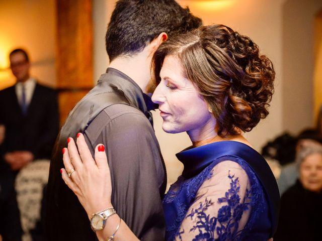 Il matrimonio di Claudio e Sara a Montespertoli, Firenze 48