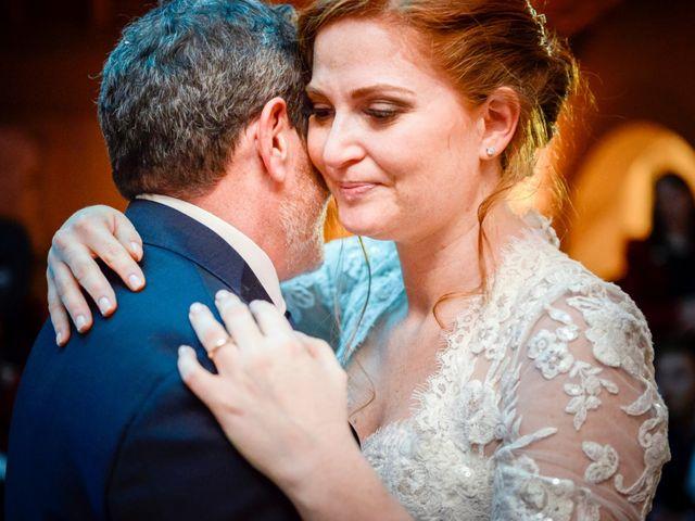 Il matrimonio di Claudio e Sara a Montespertoli, Firenze 49