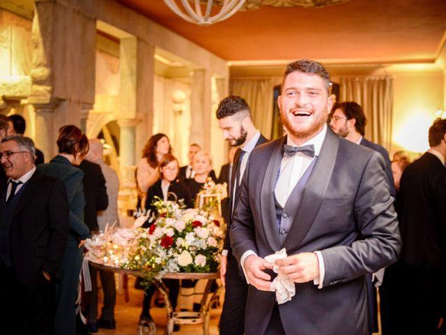 Il matrimonio di Claudio e Sara a Montespertoli, Firenze 51