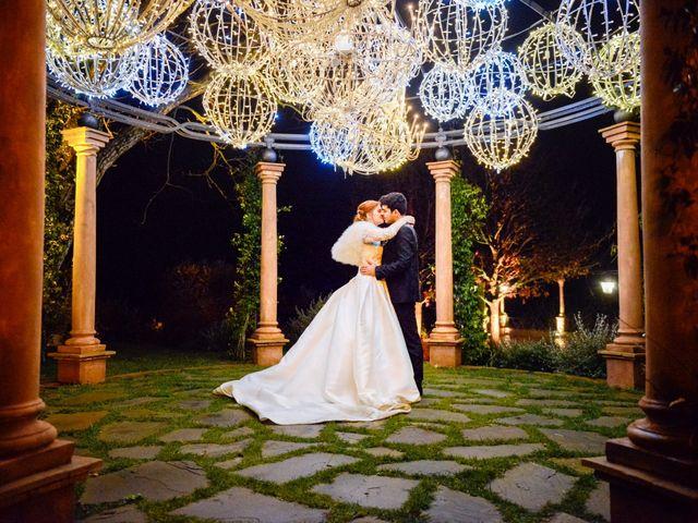 Il matrimonio di Claudio e Sara a Montespertoli, Firenze 58