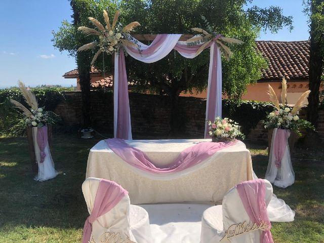 Il matrimonio di Domenico  e Laura a Cossombrato, Asti 3