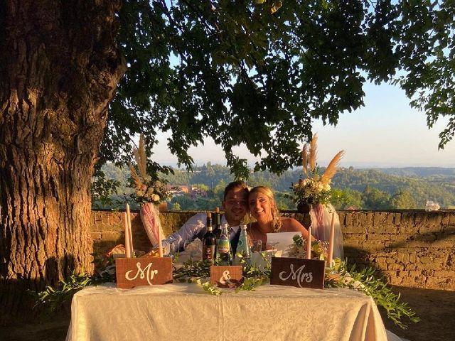 Il matrimonio di Domenico  e Laura a Cossombrato, Asti 1