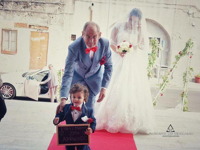 Il matrimonio di Nicola  e Luisa a Boscoreale, Napoli 1