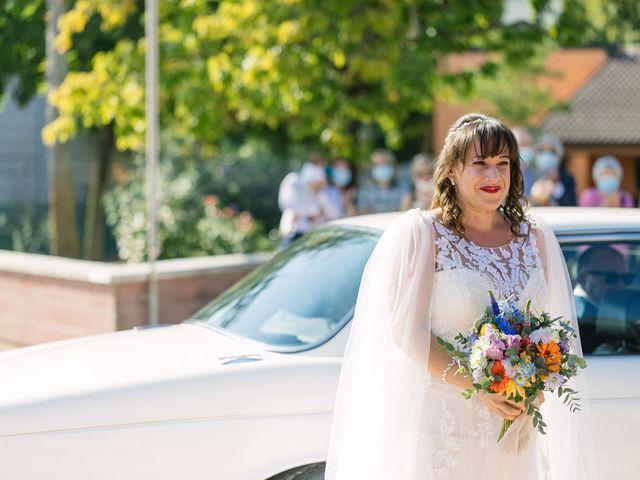 Il matrimonio di Daniele e Alice a Mantova, Mantova 72
