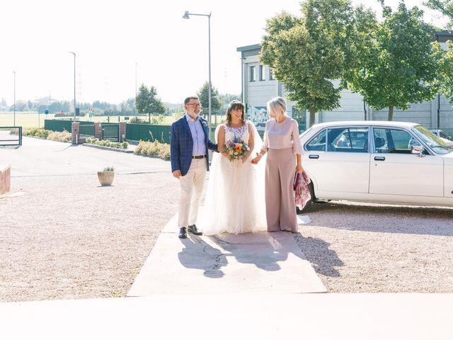 Il matrimonio di Daniele e Alice a Mantova, Mantova 74