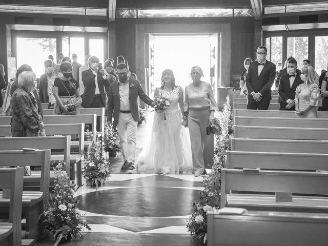 Il matrimonio di Daniele e Alice a Mantova, Mantova 75