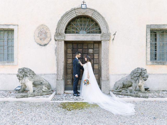 Il matrimonio di Daniele e Alice a Mantova, Mantova 110