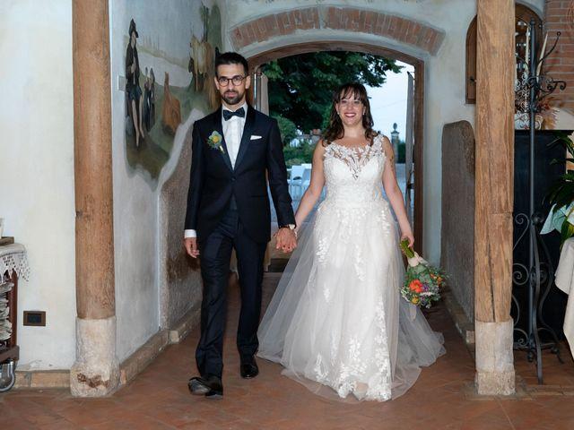 Il matrimonio di Daniele e Alice a Mantova, Mantova 132