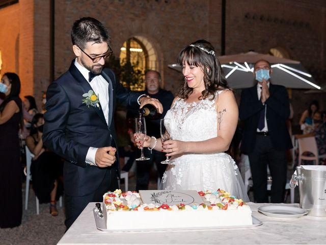 Il matrimonio di Daniele e Alice a Mantova, Mantova 139