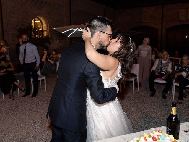Il matrimonio di Daniele e Alice a Mantova, Mantova 140