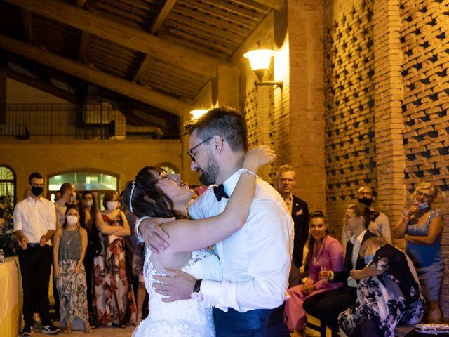 Il matrimonio di Daniele e Alice a Mantova, Mantova 145