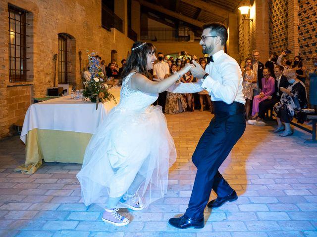 Il matrimonio di Daniele e Alice a Mantova, Mantova 149