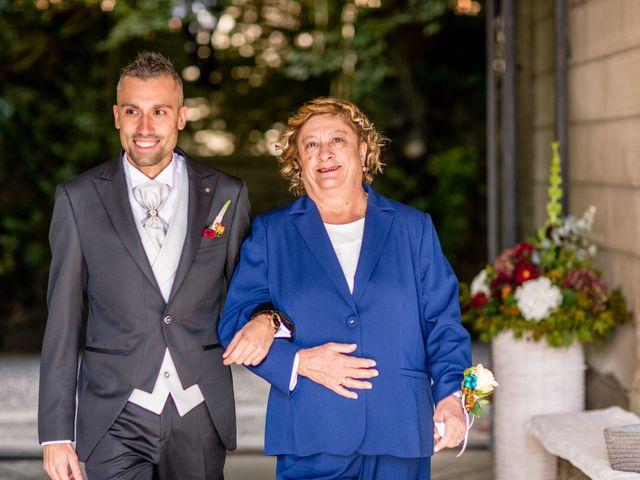 Il matrimonio di Matteo e Elena a Erba, Como 8