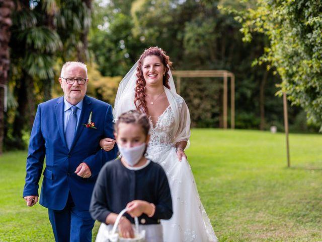 Il matrimonio di Matteo e Elena a Erba, Como 11