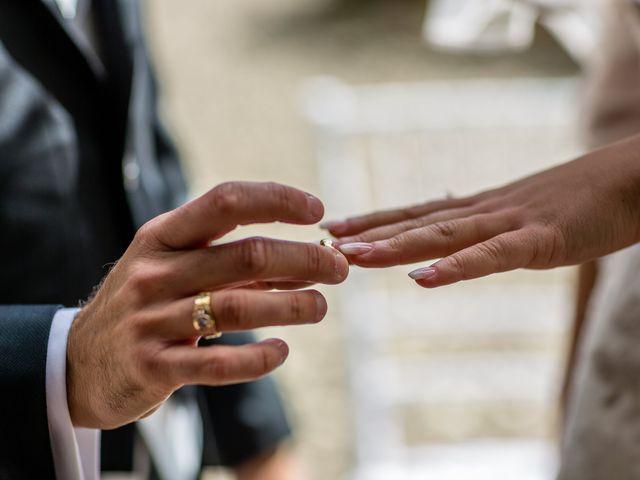 Il matrimonio di Matteo e Elena a Erba, Como 1
