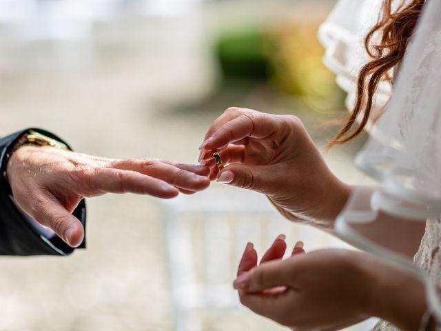 Il matrimonio di Matteo e Elena a Erba, Como 20