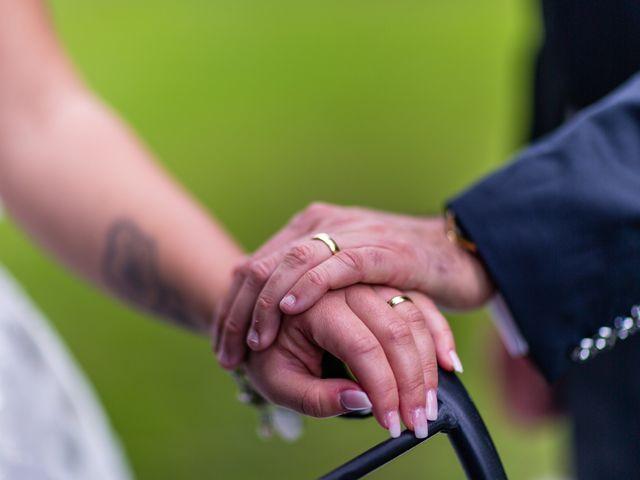 Il matrimonio di Matteo e Elena a Erba, Como 27