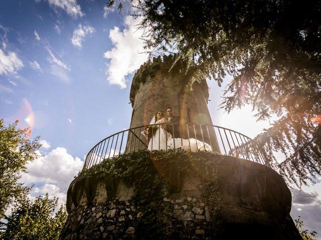 Il matrimonio di Matteo e Elena a Erba, Como 33