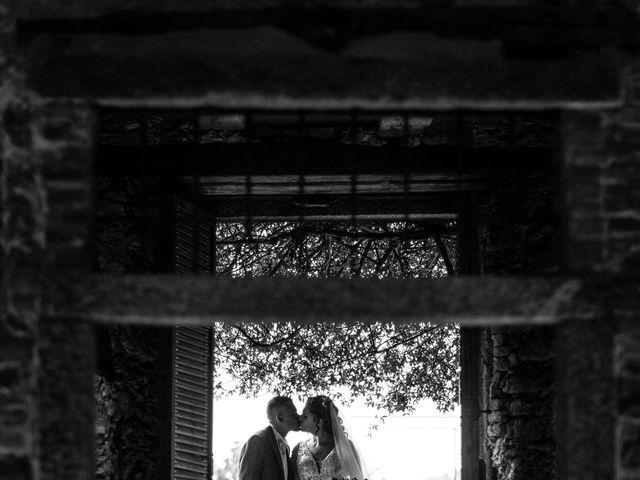 Il matrimonio di Matteo e Elena a Erba, Como 35
