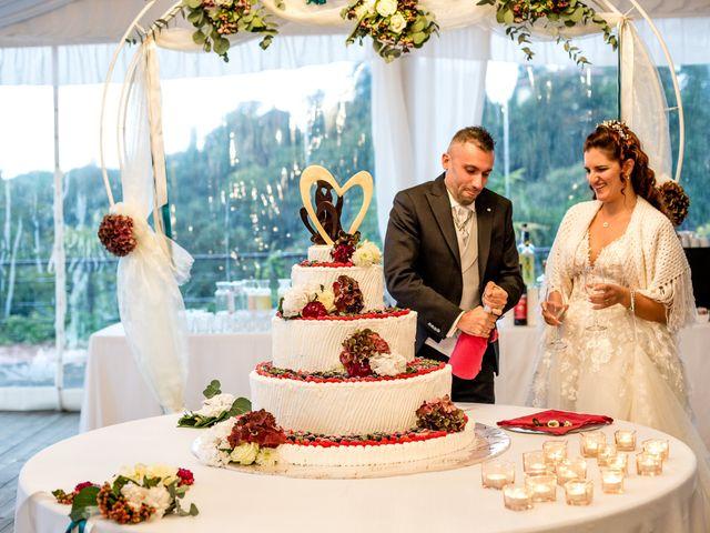 Il matrimonio di Matteo e Elena a Erba, Como 39