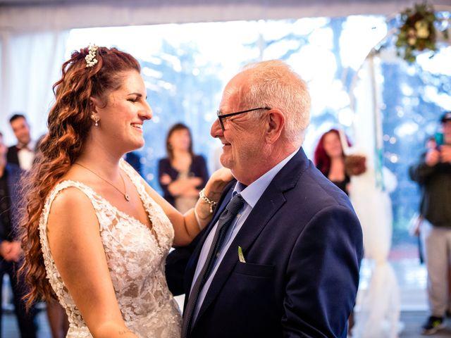 Il matrimonio di Matteo e Elena a Erba, Como 42